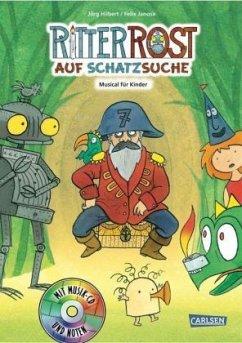 Ritter Rost auf Schatzsuche / Ritter Rost Bd.15