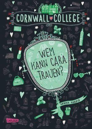 Buch-Reihe Cornwall College von Annika Harper