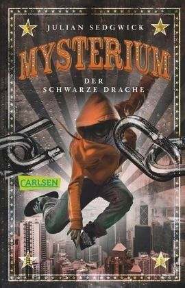 Buch-Reihe Mysterium von Julian Sedgwick