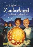 Der Fluch des Skorpions / Im Zeichen der Zauberkugel Bd.2