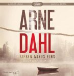 Sieben minus eins / Berger & Blom Bd.1 (2 MP3-CDs)