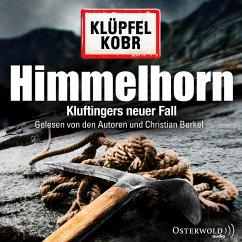 Himmelhorn / Kommissar Kluftinger Bd.9 (12 Audio-CDs) - Klüpfel, Volker; Kobr, Michael