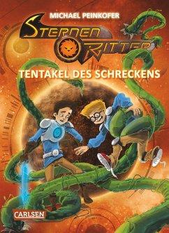 Tentakel des Schreckens / Sternenritter Bd.7