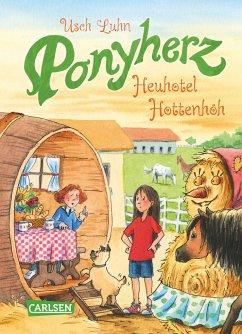 Heuhotel Hottenhöh / Ponyherz Bd.8 - Luhn, Usch