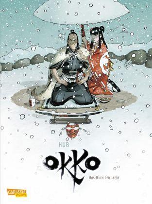 Buch-Reihe Okko