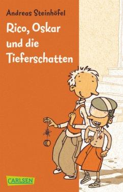 rico, oskar und die tieferschatten von andreas steinhöfel als taschenbuch - portofrei bei bücher.de