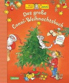 Das große Conni-Weihnachtsbuch - Schneider, Liane; Sörensen, Hanna; Leintz, Laura