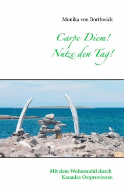 Carpe Diem! Nutze den Tag! (eBook, ePUB) - Borthwick, Monika von