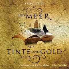 Ein Meer aus Tinte und Gold / Das Buch von Kelanna Bd.1 (5 Audio-CDs) - Chee, Traci