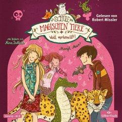 Voll verknallt! / Die Schule der magischen Tiere Bd.8 (2 Audio-CDs) - Auer, Margit