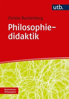 Philosophiedidaktik - Runtenberg, Christa