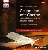 Gespräche mit Goethe in den letzten Jahren seines Lebens, 1 MP3-CD