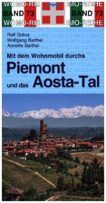 Mit dem Wohnmobil durchs Piemont