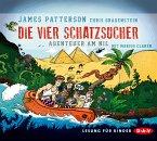 Abenteuer am Nil / Die vier Schatzsucher Bd.2 (3 Audio-CDs)