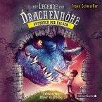 Aufbruch der Helden / Die Legende von Drachenhöhe Bd.2 (3 Audio-CDs)