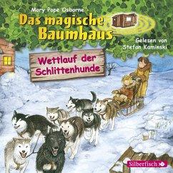 Wettlauf der Schlittenhunde / Das magische Baumhaus Bd.52 (1 Audio-CD) - Pope Osborne, Mary