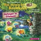 Gefangen im Elfenwald / Das magische Baumhaus Bd. 41 (1 Audio-CD)