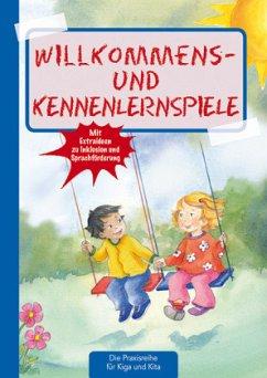 Willkommens- und Kennenlernspiele - Klein, Suse