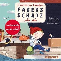 Fabers Schatz, 1 Audio-CD - Funke, Cornelia