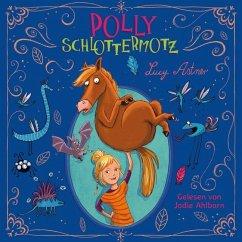 Polly Schlottermotz Bd.1 (Audio-CD) - Astner, Lucy