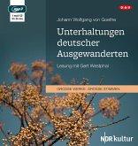 Unterhaltungen deutscher Ausgewanderten, 1 MP3-CD