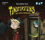 Wehe, wer die Toten weckt .. / Die Finstersteins Bd.1 (3 Audio-CDs)