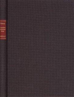 Texte zur Philosophie der deutschen Aufklärung. Tolstoj, Lev Nikolaevic: Gedanken Immanuel Kants - Tolstoi, Leo N.