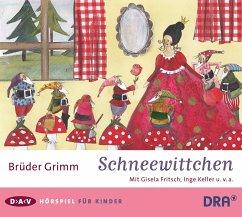 Schneewittchen, 1 Audio-CD - Grimm, Jacob; Grimm, Wilhelm