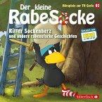 Der kleine Rabe Socke - Haltet den Dieb und andere rabenstarke Geschichten, 1 Audio-CD