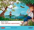 Tom Sawyers Abenteuer, 1 Audio-CD