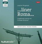 ...liner Roma..., 1 MP3-CD