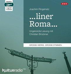 ...liner Roma..., 1 MP3-CD - Ringelnatz, Joachim