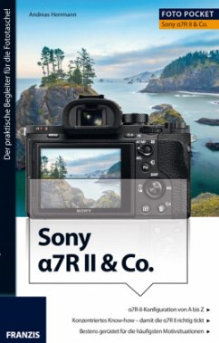 Foto Pocket Sony a7R II & Co. - Herrmann, Andreas