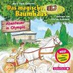 Abenteuer in Olympia / Das magische Baumhaus Bd.19 (1 Audio-CD)