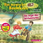 Im Auge des Wirbelsturms / Das magische Baumhaus Bd.20 (1 Audio-CD)