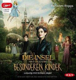 Die Insel der besonderen Kinder / Die besonderen Kinder Bd.1 (1 MP3-CDs) - Riggs, Ransom