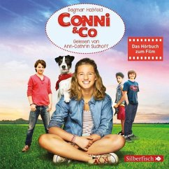 Conni & Co - Das Hörbuch zum Film, 2 Audio-CDs - Hoßfeld, Dagmar
