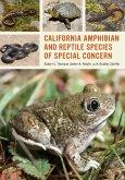 California Amphibian and Reptile Species of Special Concern (eBook, ePUB)