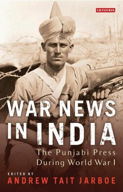 War News in India (eBook, PDF) - Jarboe, Andrew Tait