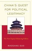China's Quest for Political Legitimacy (eBook, ePUB)