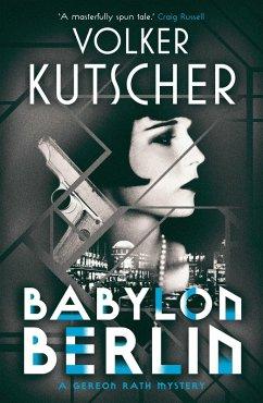 Babylon Berlin (eBook, ePUB) - Kutscher, Volker