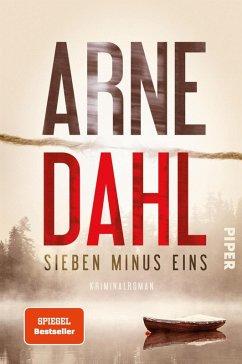 Sieben minus eins / Berger & Blom Bd.1 (eBook, ePUB) - Dahl, Arne