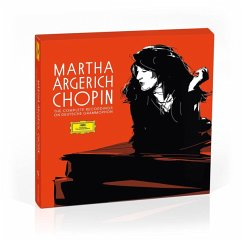 The Complete Chopin Recordings On Dg - Martha Argerich