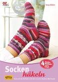 Socken häkeln (eBook, ePUB)