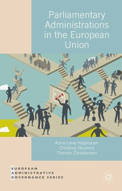 Parliamentary Administrations in the European Union (eBook, PDF)