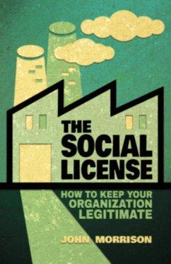 The Social License (eBook, PDF)
