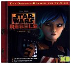 Star Wars Rebels - Ein Meister seiner Kunst, Audio-CD
