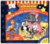 Benjamin Blümchen, Gute-Nacht-Geschichten, Kleine Helden, Audio-CD