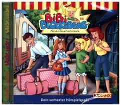 Bibi Blocksberg - Die Austauschschülerin, Audio-CD
