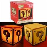 Super Mario Fragezeichen-Block Licht Sound ca.20cm